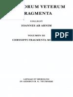[rus]Столяров А.А. - Фрагменты ранних стоиков т.III (1) - 2007