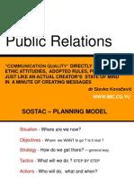 Public Relations Slavko Kovacevic