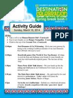 CMH Events Sun 3.16.14