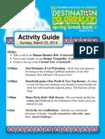 CMH Events Sun 3.23.14