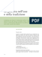 l'Uso Tessile Della Ginestra