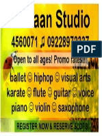 Likhaan Studio Performing Arts