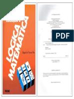 Livro - Iniciação à Lógica Matemática - ALENCAR Edgar Filho