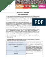 Proyecto Gestión de capacidades para el desarrollo de personas en prostitución o habitante de calle.