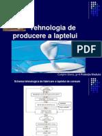 92666892 Tehnologia de Producere a Laptelui
