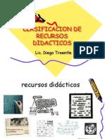 Definicin y Clasificacinderecursosdidacticos- 01-03-14 DIDACTICAII
