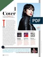 Dum Dum Girls Feature, by Drew Tewksbury, Los Angeles Magazine January 2014