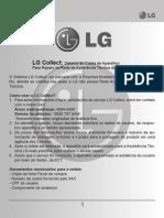 LG E400 Manual