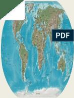 Mapa Mundi 2010