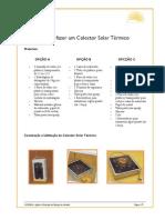 Atelier Colector Solar
