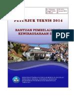 22-PS-2014 Bantuan Pembelajaran Kewirausahaan SMK