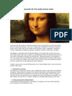 Sete Coisas Que Leonardo Da Vinci Pode Ensinar Sobre Criatividade