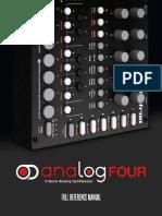 Analog-Four Manual OS1.1