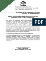 Desaparecidos Ecuador