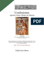 Confesiones San Agustin