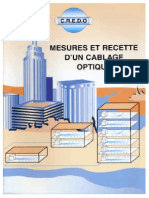 Fibre Optique Mesure Et Recette