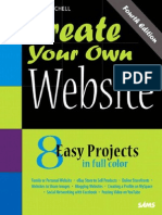 Create Your Own Website (4th Edition)