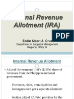Internal Revenue Allotment-ALBERT