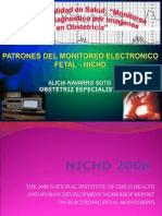 Patrones de Nichd - Especialidad