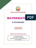 Std10 Maths EM 1