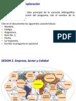 Gerencia Calidad s2 2014