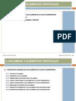 Columnas y Elementos Verticales