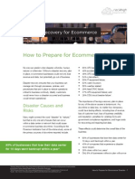 Important Disaster Recovery