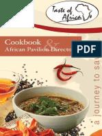 African Fancy Foods Directory Cookbook