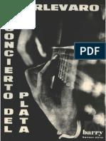 Carlevaro, Abel - Concierto Del Plata