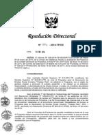 RD N°004.2014.TP.DE