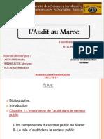L_audit Au Maroc