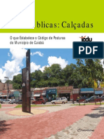 Manual de Vias Publicas Calcadas