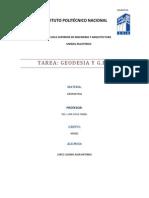 Geodesia y Fund. GPS