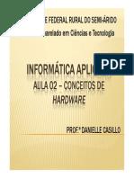 Aula 02 - Conceitos de Hardware