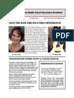 march vmsa newsletter