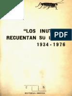 Los ''Inútiles'' cuentan su labor 1934 - 1936