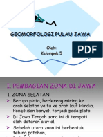 geomorfologi pulau jawa