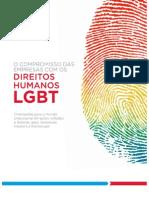 O Compromisso Das Empresas Com Os Diretos Humanos LGBT - Ethos