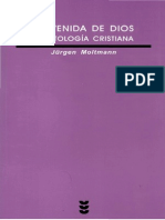 Moltmann, Jurgen - La Venida de Dios