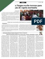 DIARIOS DE MOTOCICLETA- NARRATIVAS DE UM MAESTRO -Pag 21 - O REPORTER -  01-02- 2014 - ANO 5  - 583  jair gonçalves