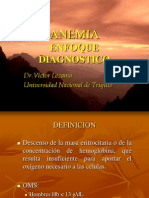 Anemia Enfoque Diagnostico