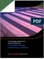 La Protección de Peatones y Ciclistas
