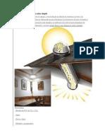 Proyecto Lampara Solar Ecologica