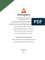 ATPS - Organização de Computadores