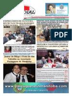 Jornal O Mundial - Edição de Março de 2014