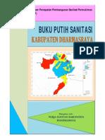 Buku Putih Sanitasi Kabupaten Dharmasraya