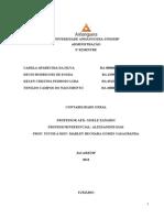 ATPS Contabilidade Geral (1)