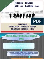 presentasi perhitungan SKP