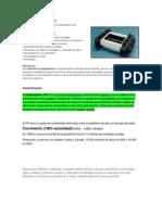 Espuma de Polipropileno