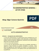 Clase 2 PDF(Curso Procedimiento Administrativo General)
